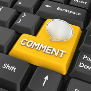 comentar en blogs