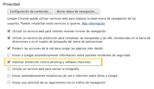 proteccion-contra-software-malicioso-en-google